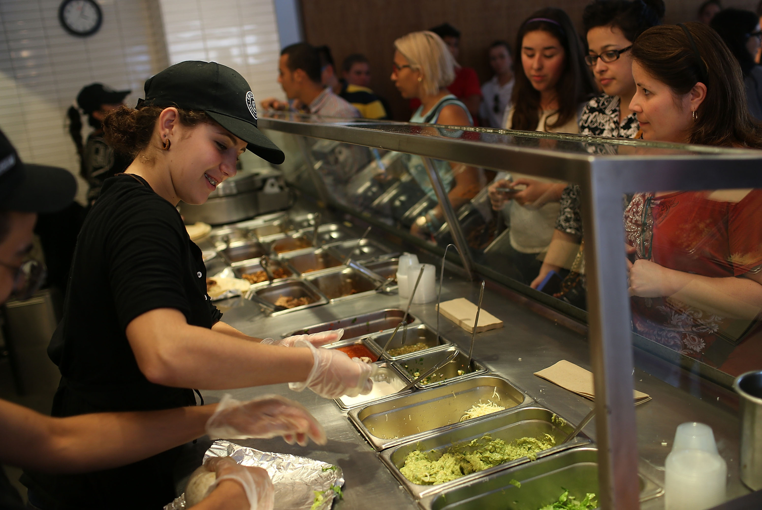 After a number of outbreaks of food-borne illness at Chipotle restaurants around the U.S., the company is launching a massive marketing campaign to restore its image.