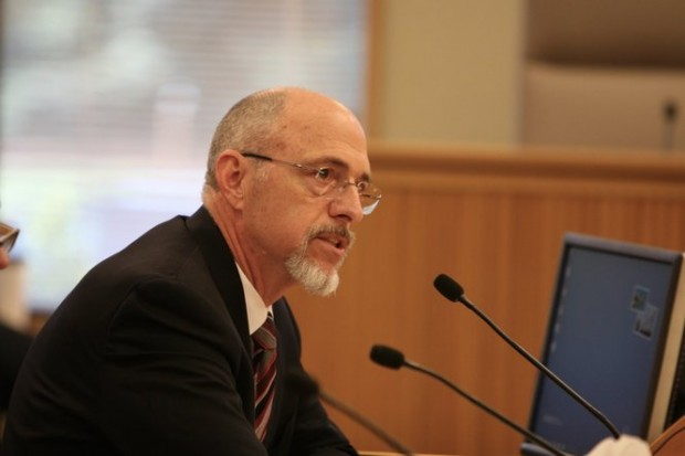 Long-time DEQ Director Dick Pedersen has resigned, leaving even bigger questions about the environmental agency's future amid a controversy over its sluggish response to excessive levels of arsenic, cadmium and chromium in Portland neighborhoods.