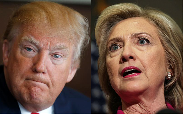 Donald Trump and Hillary Clinton have their respective party presidential nominations sewn up, but their general election campaigns face a lot of uncertainty and unfamiliar political terrain.