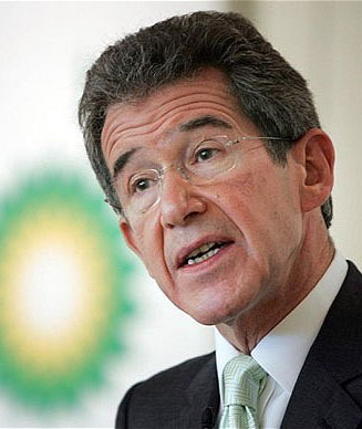 Former BP CEO John Browne