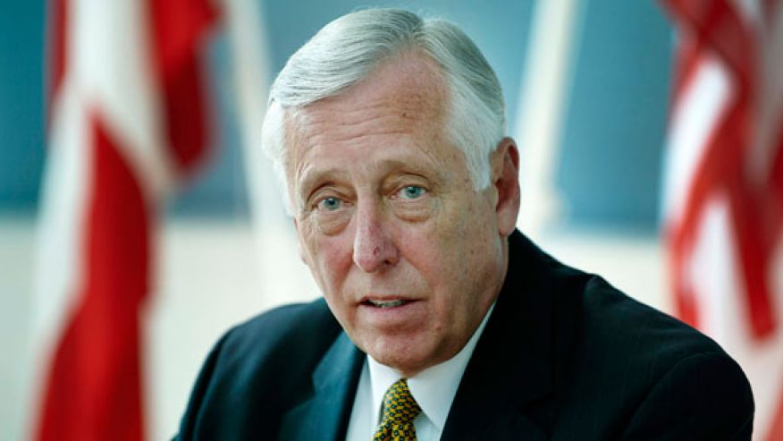 House Minority Whip Steny Hoyer says reforms are needed to restore voter confidence in Congress, which many believe is dysfunctional and corrupt.