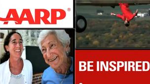 AARP provides a suite of video content on its YouTube channel designed to address issues of interest to older Americans, including an avenue for entrepreneurs to pitch ideas to help seniors maintain an independent lifestyle.