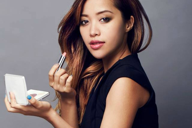 Michelle Phan went from a blogger to a YouTube powerhouse vlogger by using the visual strength of videos to bring her makeup tutorials to life.