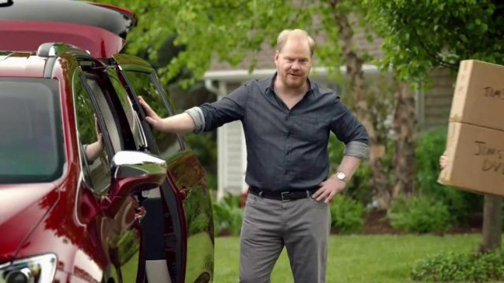 Comedian Jim Gaffigan quips in a new commercial about driving a Chrysler Pacifica minivan and retaining his manhood. It's just one example of how humor has become a staple of contemporary marketing campaigns, especially ones trying to appeal to young adults.