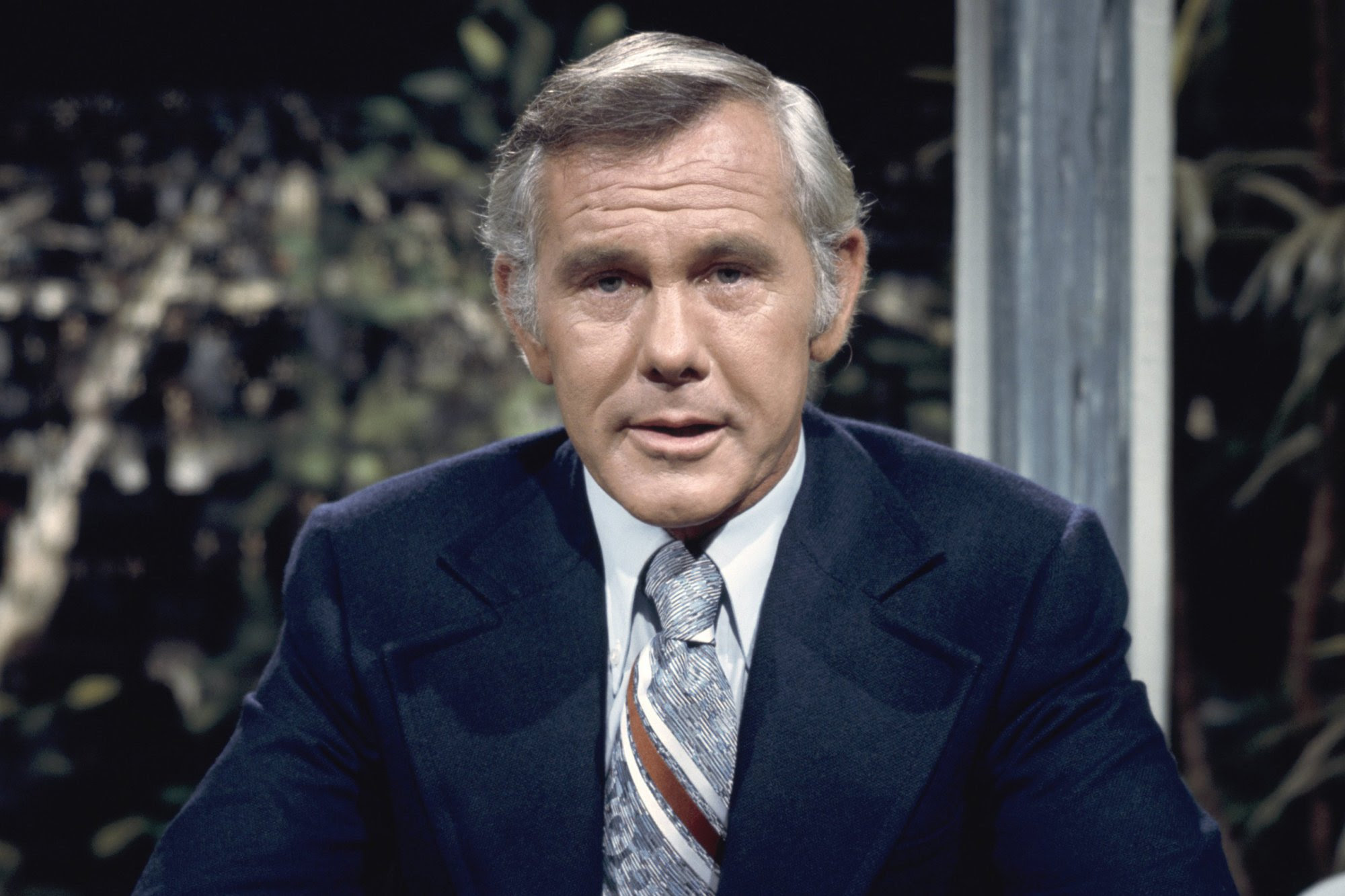 Johnny Carson was a master of timing. He knew when his jokes would generate a belly laugh and when they would fall flat. His genius was never to let any joke go unrewarded with a laugh, even if he had to die on stage to earn it.