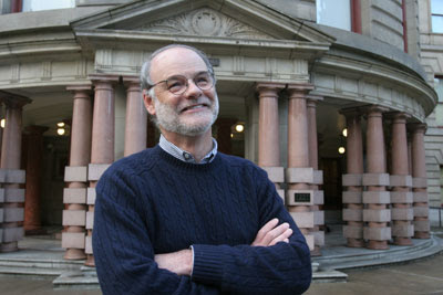 Doug Babb, CFM's Senior Gray Beard for 20 years, was especially proud of his work to convince local leaders of the wisdom of restoring Portland's historic City Hall.