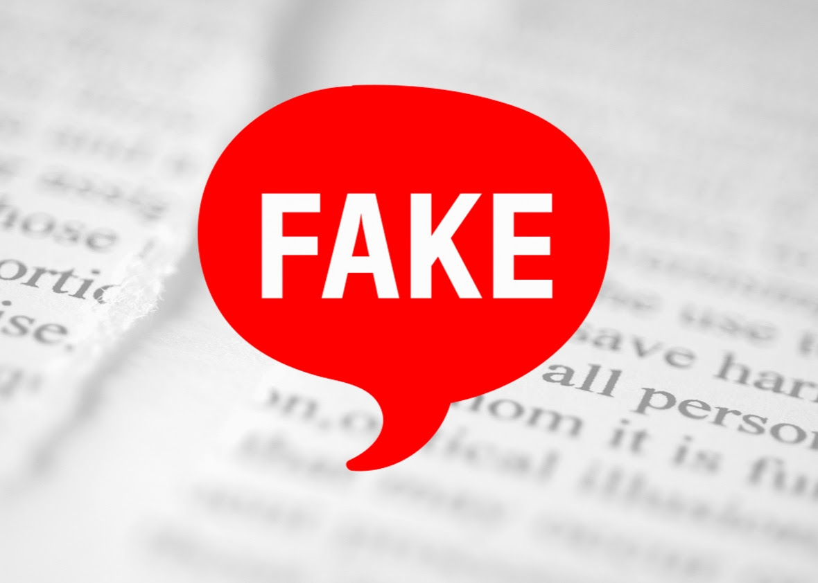 """The phrase """"fake news"""" is thrown around loosely in political discourse, but using it to describe a story you dislike or an editorial you oppose could wind up exposing you to a libel suit as the news media begins to push back against such charges."""