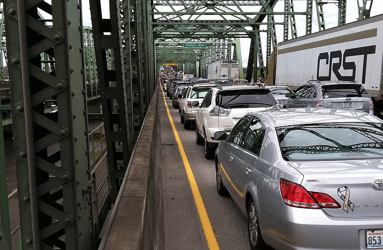 The Columbia River Crossing project went away, but not the congestion that continues to frustrate shippers and commuters between Southwest Washington and Portland who have gained the attention of Washington lawmakers.