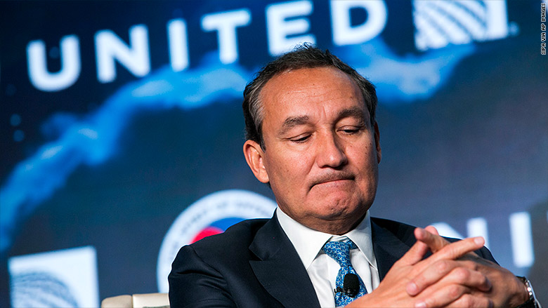 CEO Oscar Munoz put some muscle behind his apologies for the forcible removal of a passenger from a United Airlines plan and showed what a competent crisis response can look like if you have the courage to undertake it.