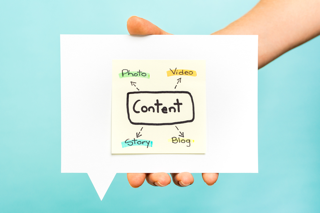 A competent content marketing strategy starts with quality content and continues with an energetic plan to mold and share it as in as many forms and forums as possible.