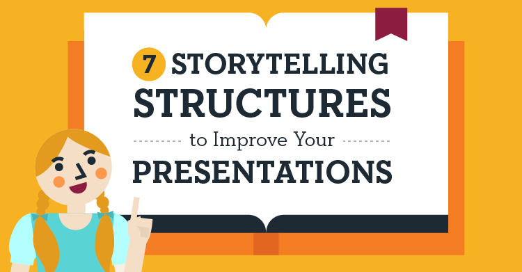 Storytelling is powerful, but sometimes storytellers are stymied and need help getting started. Here are seven plot structures that audiences will recognize.