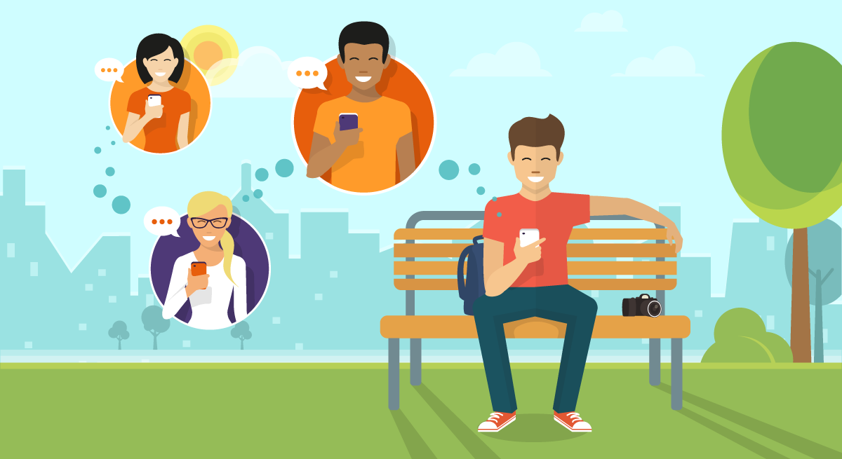 Content marketing and social media get the headlines, but increasingly direct messaging apps are getting the users because of their speed, convenience and personal connections. Businesses have noticed.