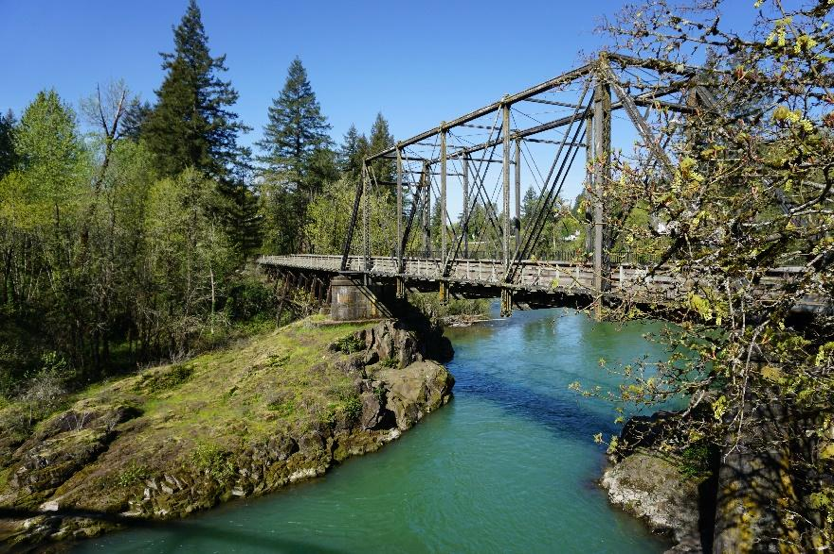 The Mill City Historic Railroad Bridge is one of two Mill City bridges that will be repaired and renovated with a DOT grant award that CFM helped to secure on behalf of Marion County. It was just one of several CFM Federal Affairs Team successes for its clients.