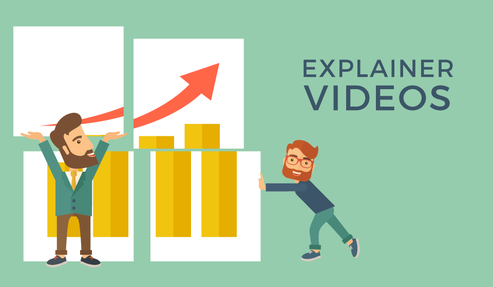 Explainer videos are rising in popularity because they can boost Google rankings, increase conversion rates, entertain customers and be shared easily, adding some pep to a website or social media platforms.
