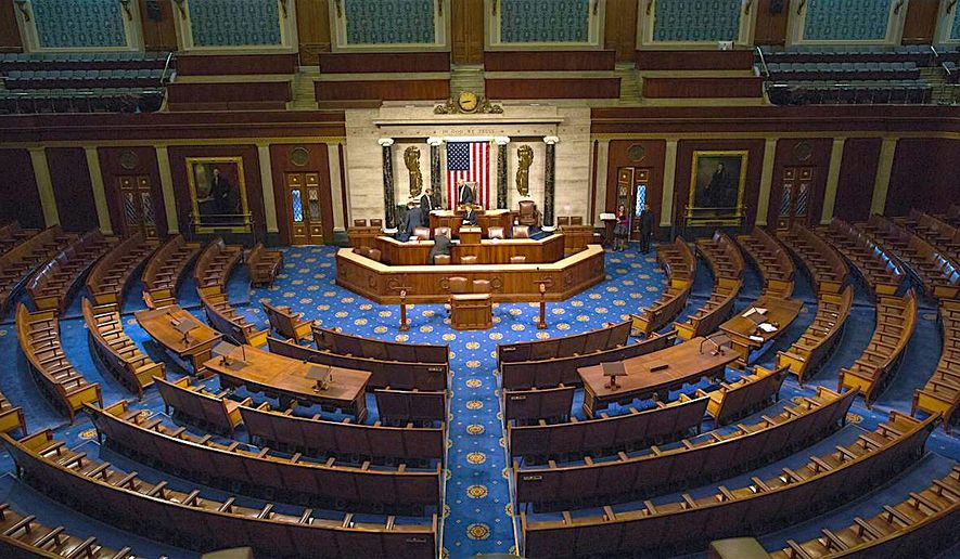 Congress returns from its summer recess, but still will be mostly on the sidelines as Trump tweets, court rulings and midterm elections dominate the daily news cycle.[Photo Credit: Associated Press]