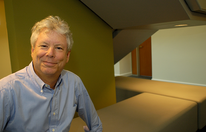 Richard Thaler was awarded a Nobel Prize in economics for his observations about human behavior that can be predictably irrational, especially when an action isn't easy.