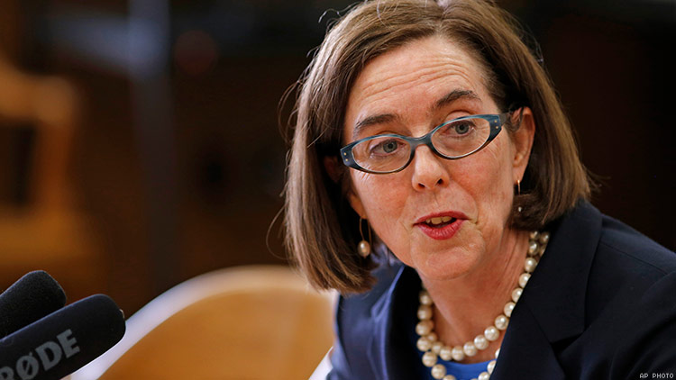Fresh off her successful re-election, Governor Kate Brown unveils her $23.6 billion General Fund budget that includes a $2 billion revenue challenge to state lawmakers to eliminate structural deficits in public education.