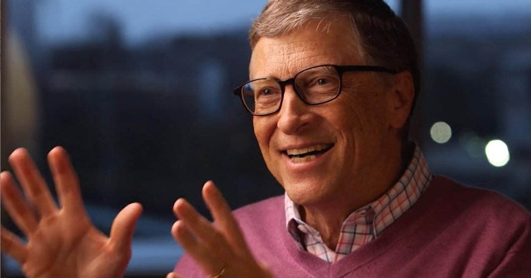 "Bill Gates explains his idea for a clean energy ""moonshot"" in an extended video op-ed posted online by The New York Times. Video op-eds are emerging as one of the best ways to convey an unfiltered message that people will view and share."