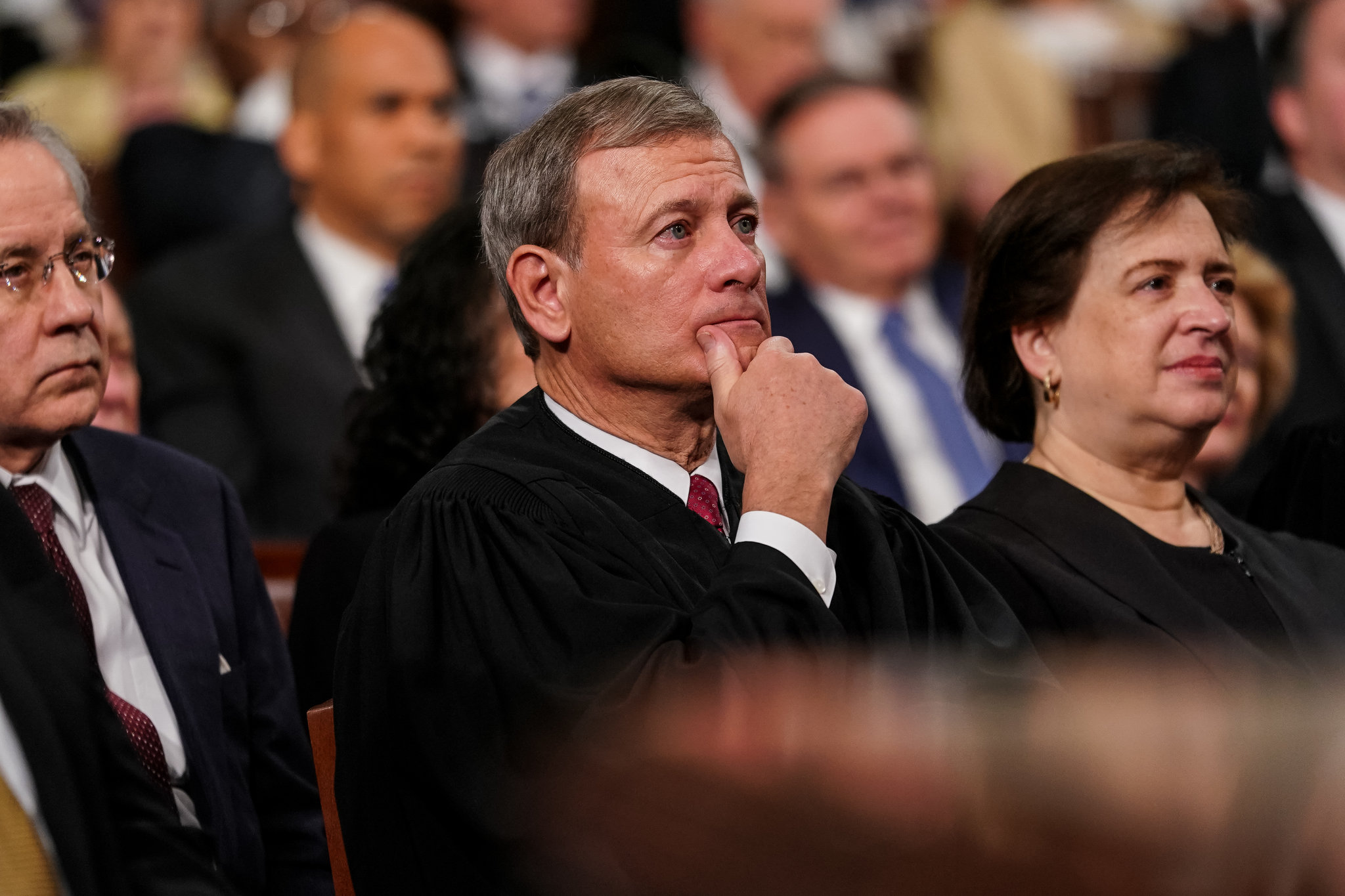 Supreme Court Chief Justice John Roberts is unequivocally conservative, but as only the 17th chief justice in US history and after 16 years as chief justice, Roberts is in a position to tip the high court in either direction on highly partisan cases such as extreme gerrymandering, the citizenship question on the Census and, once more, on the constitutionality of Obamacare. (Photo Credit: Doug Mills/The New York Times)