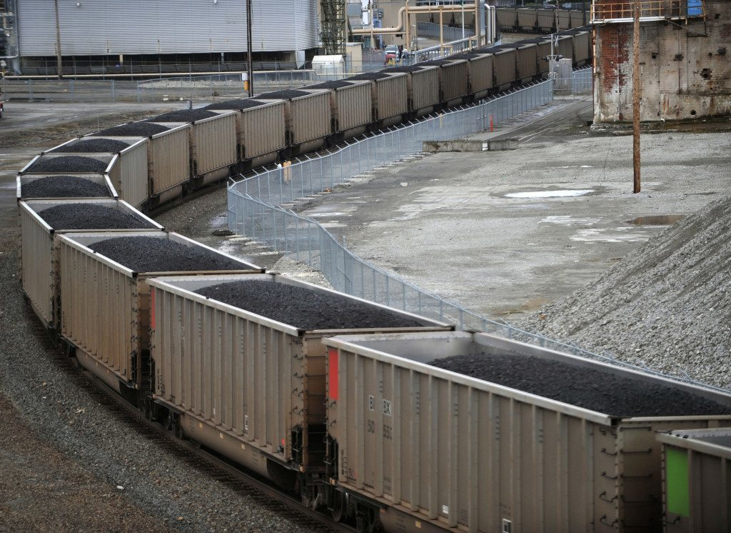 Recent executive orders signed by President Trump seek to relax federal rules that have been used by states such as Washington to block fossil fuel export terminals, sparking speculation the proposed coal export terminal in Longview could be resurrected.