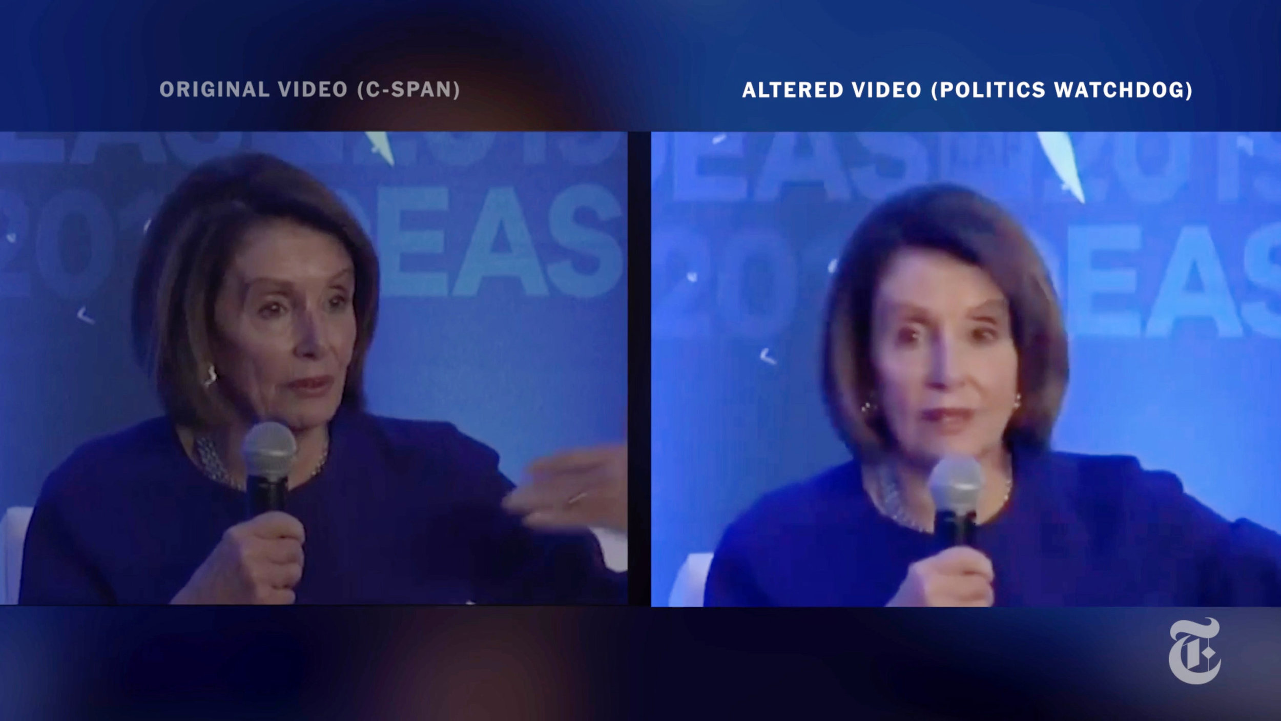 House Speaker Nancy Pelosi was a high-profile victim of altered video intended to embarrass her for slurring her speech as if drunk. The technology for doctoring photos and videos has become commonplace, but the tools and techniques to detect and defend against visual forgeries is not as widespread. It should be.