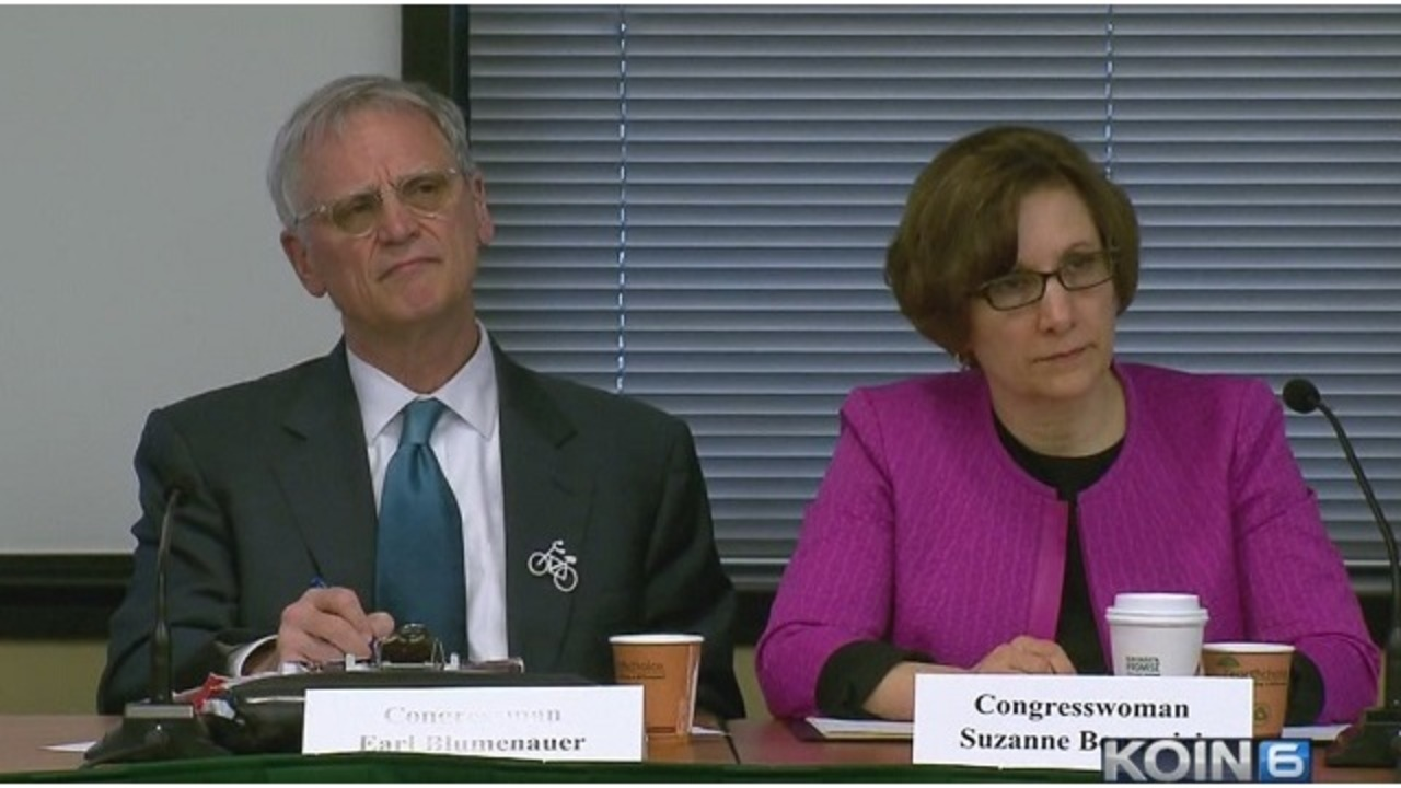 Oregon Congressman Earl Blumenauer and Congresswoman Suzanne Bonamici will play pivotal roles on drug pricing and environmental issues as part of the House review of the US-Mexico-Canada trade agreement negotiated by the Trump administration.