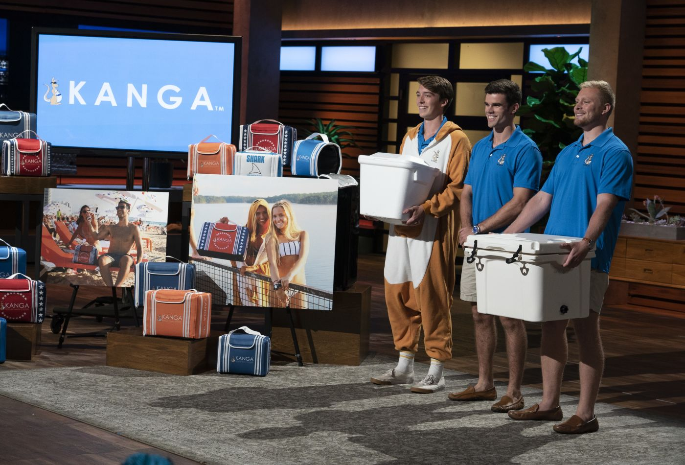 Shark Tank  is a great place to check out good (and bad) brand stories that show how a product works, what problem is solves and why it was created.