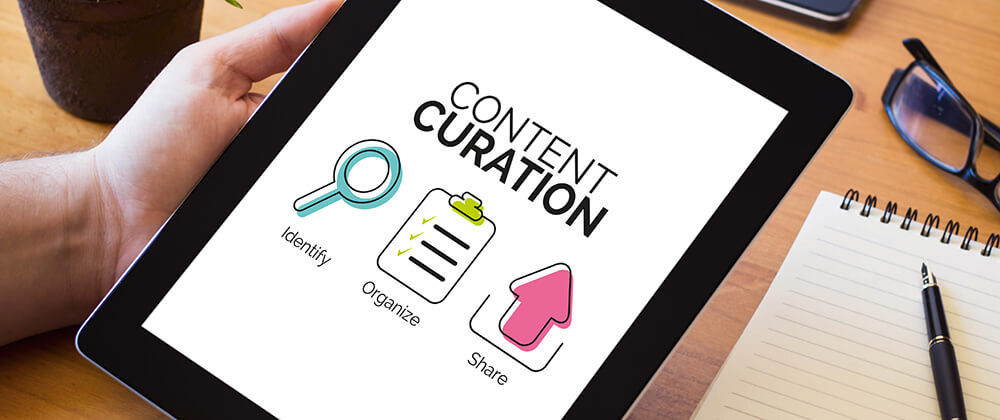 Online influencers and celebrity endorsers are long-time marketing staples. Now content curation is entering the picture as an authentic, reliable source of advice on products, services and information.