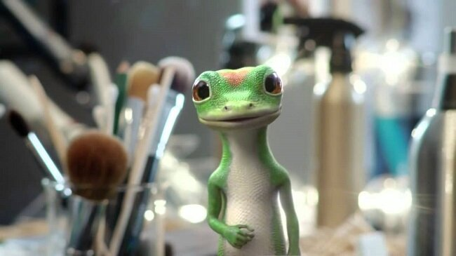 GEICO relentlessly uses its gecko character to cultivate familiarity with its auto insurance brand. It is a prime example of a disciplined, image-driven strategy to take advantage of the Mere Exposure effect.