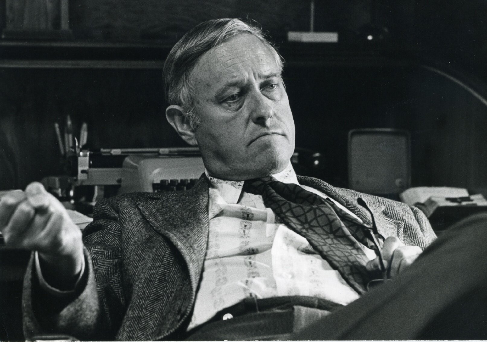 Tom McCall leveraged familiarity as a news broadcaster on KGW-TV to win election as Oregon Secretary of State in 1964. Two years later, McCall was elected governor.