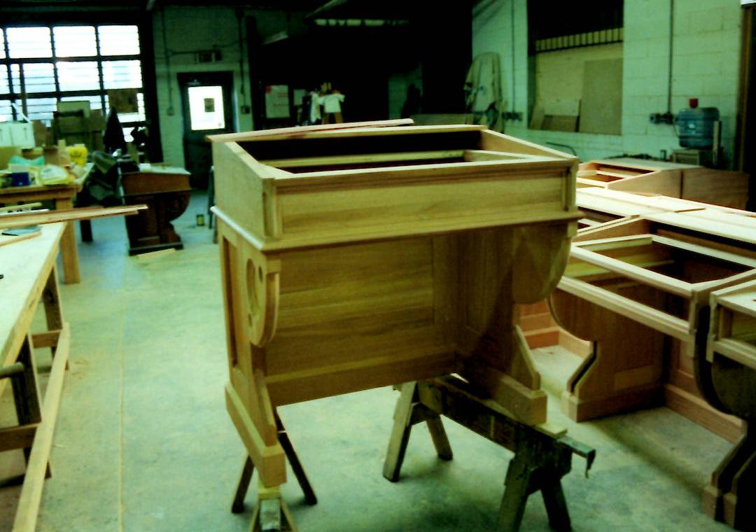 Law Maker's Desk Reproduction