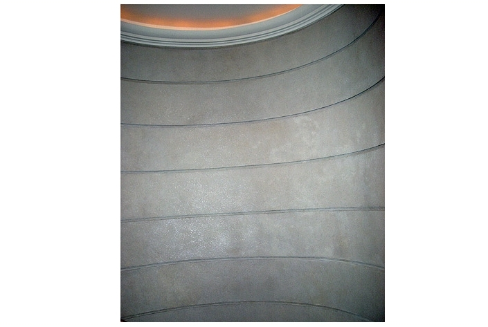 Faux Stone — Duplex Penthouse, NYC — Interior Design by Stephen Sills Associates (Featured in Architectural Digest 2012)