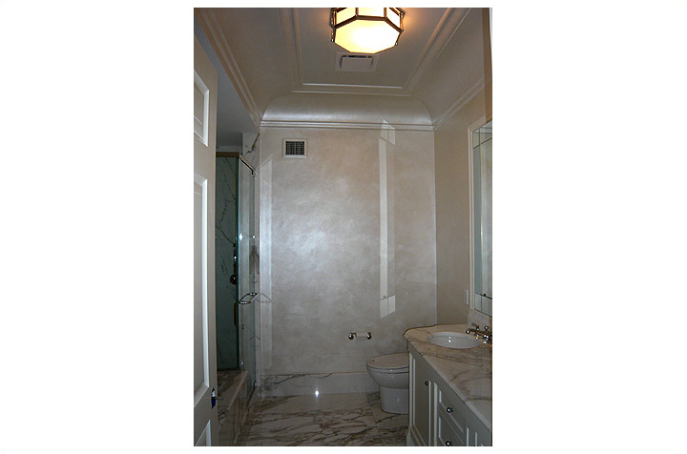 Pearl Finish:. Private residence at 15 Central Park West. Interior design by Robert A.M. Stern Interiors, NYC.    Link