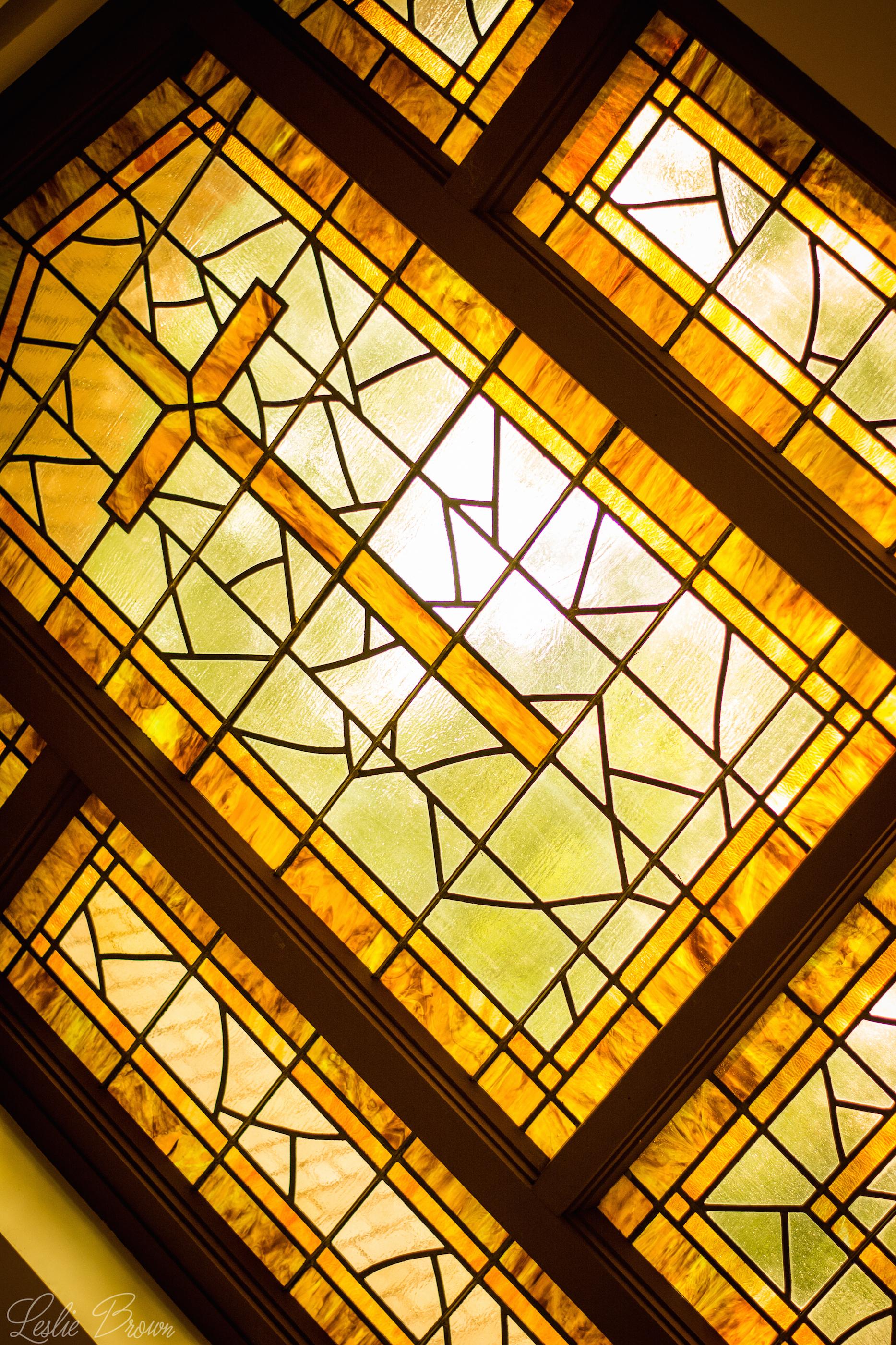 Golden Cross - Leslie Brown