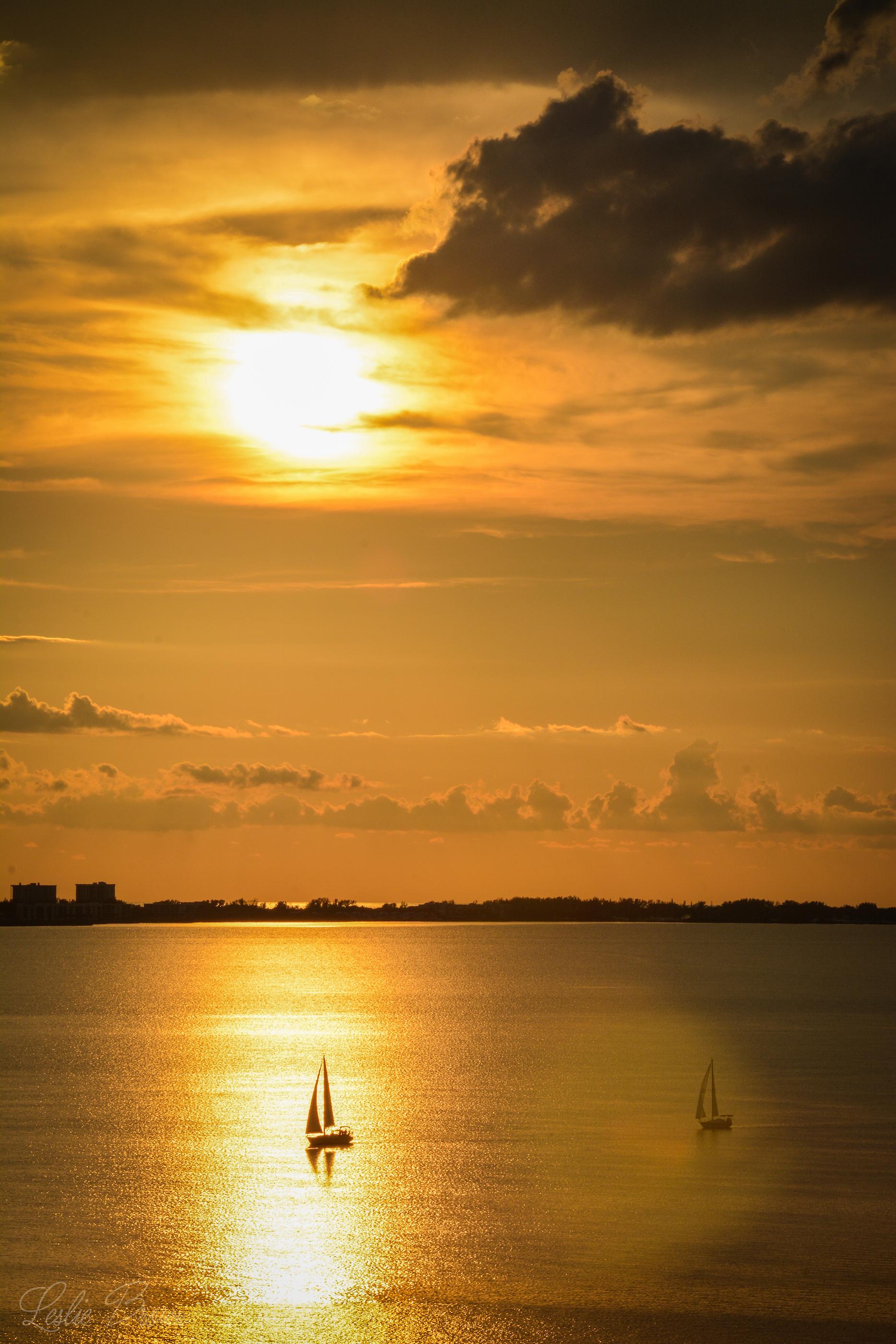 On Golden Pond - Leslie Brown