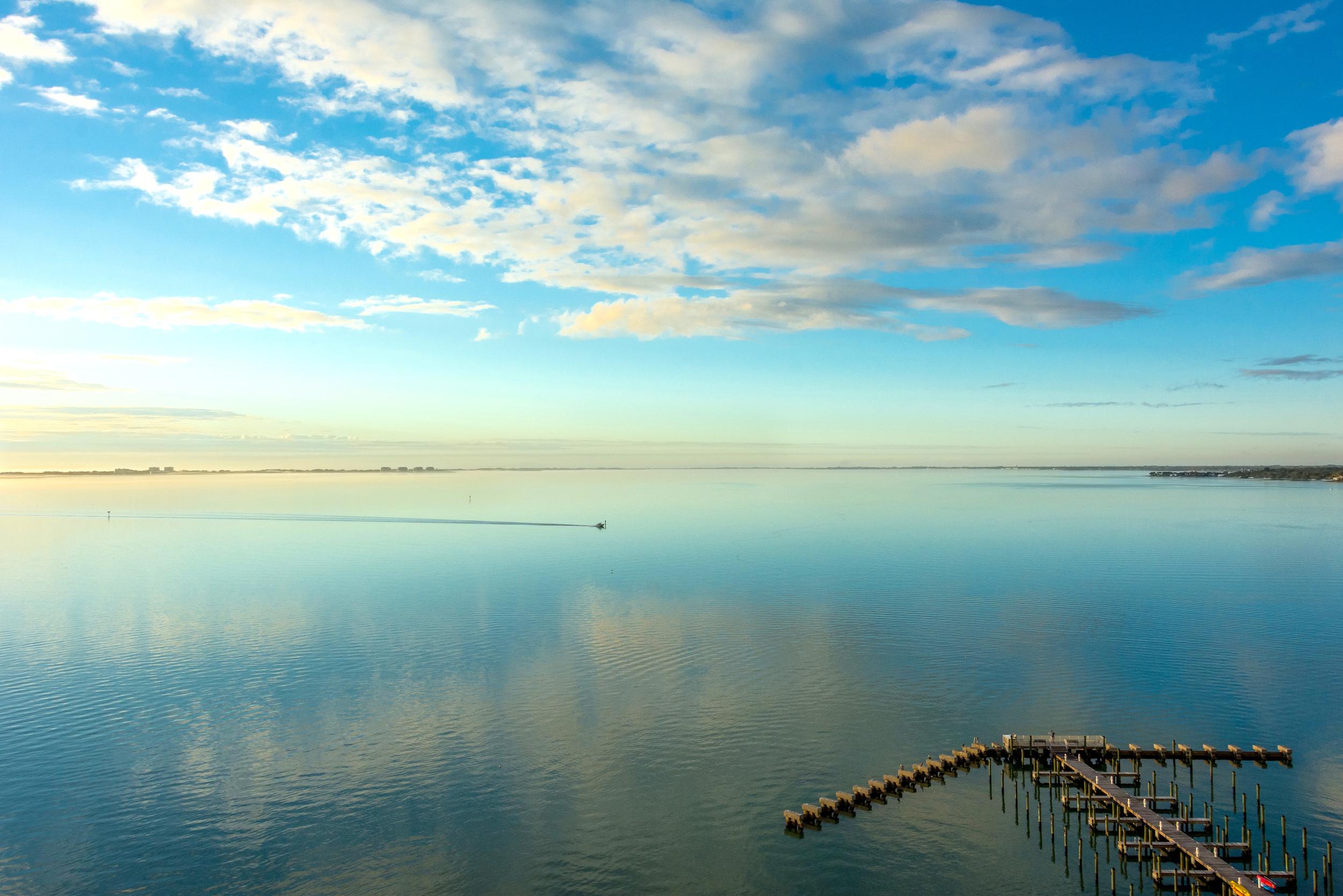 Calm Bay Blue