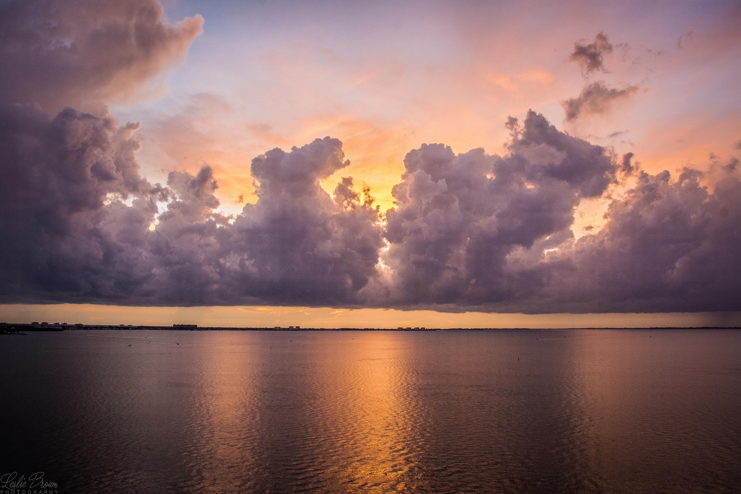 Lavender Sky - Leslie Brown
