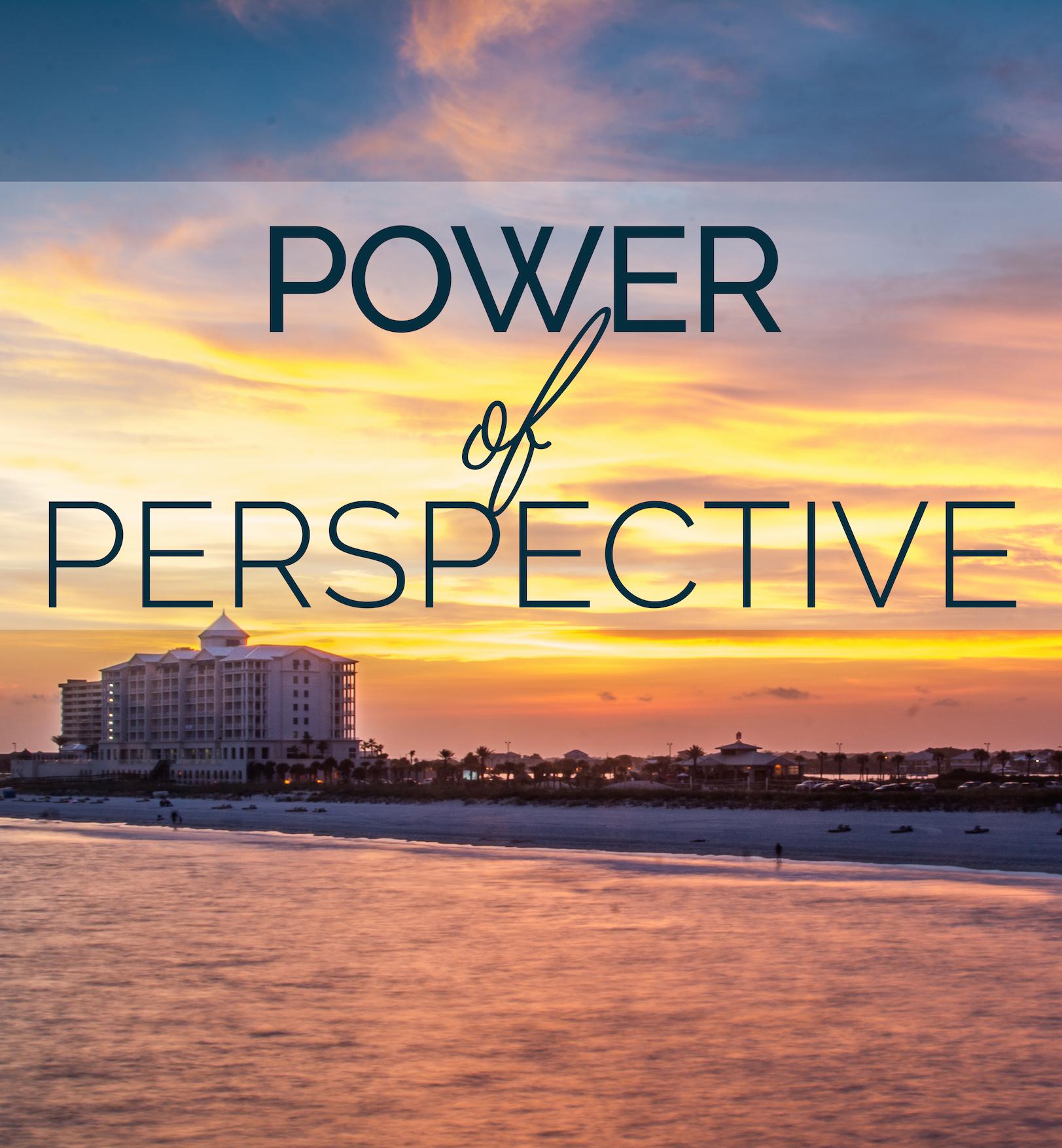Power of Perspective - Leslie Brown