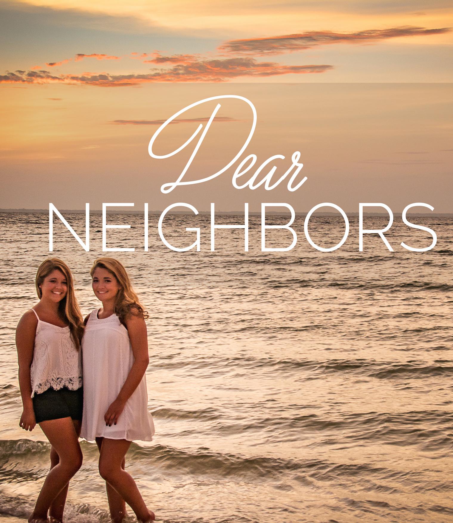 Dear Neighbors - Leslie Brown