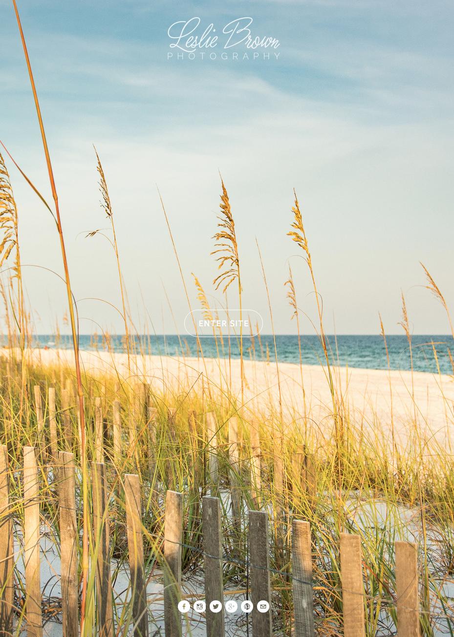 Lazy Beachy Day - Leslie Brown
