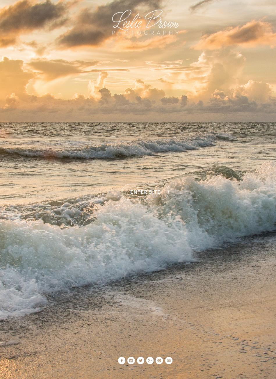 Serenity Waves - Leslie Brown