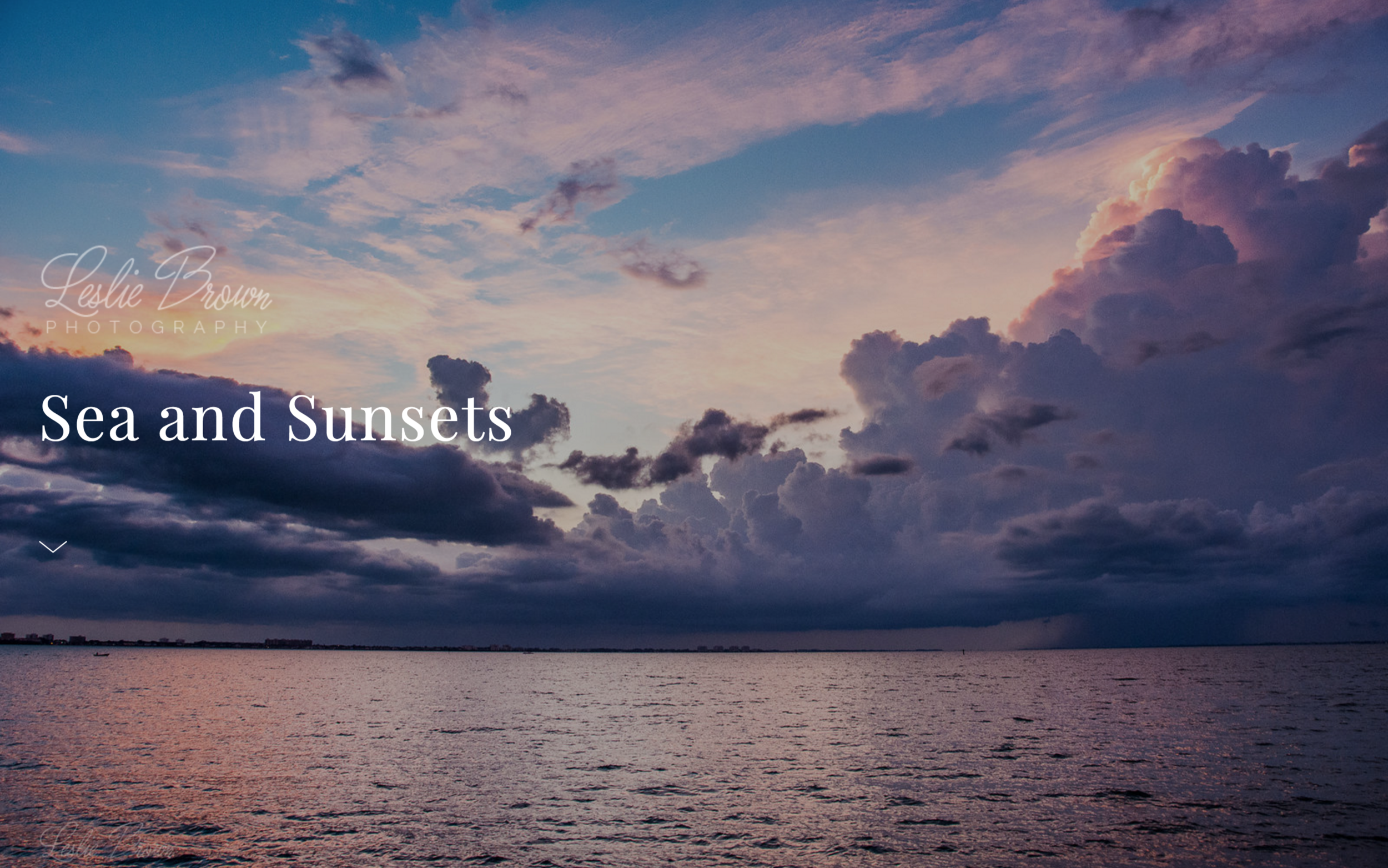 Sea Sunset Collection