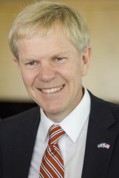 Ambassador of Sweden to the United States,Björn Lyrvall
