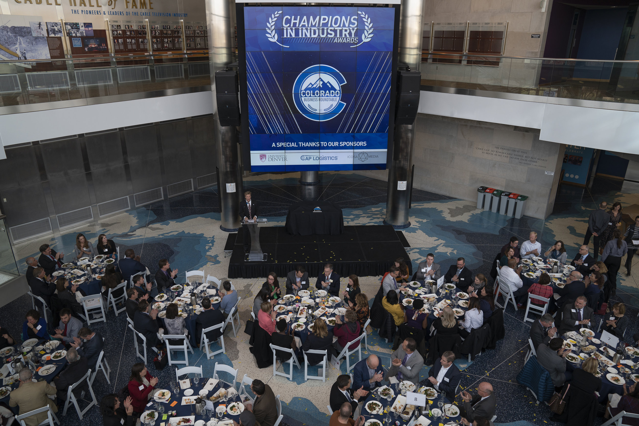 Champions in Industry Awards Luncheon