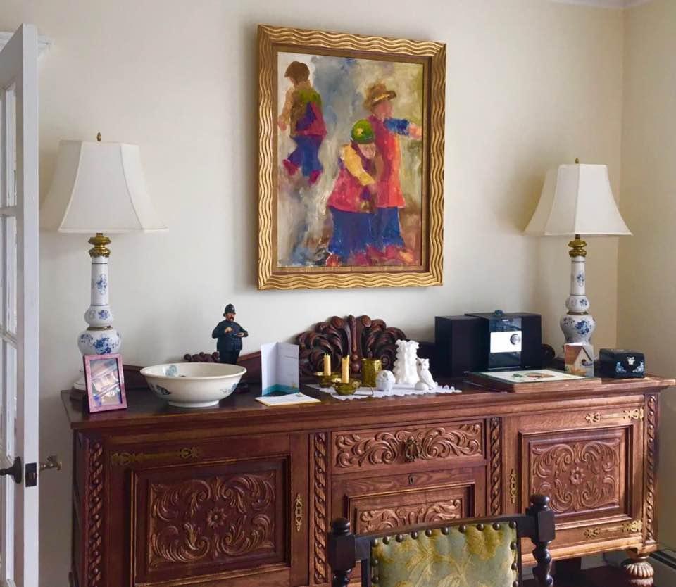Custom framing for Art and Home.