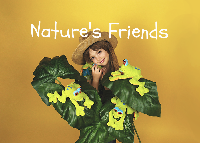 Nature's Friends Collection by Funny Friends