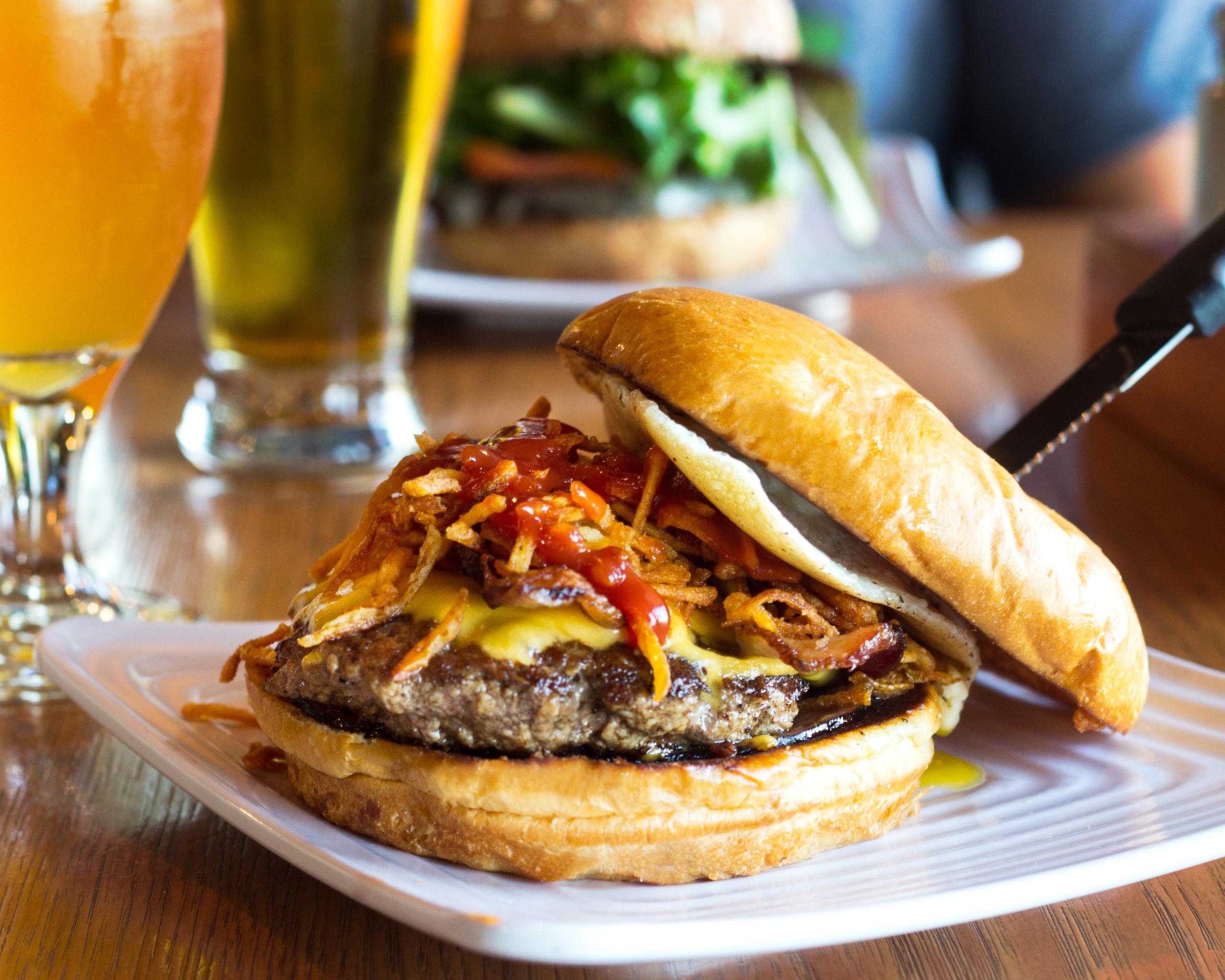 Place: Liberty Burger