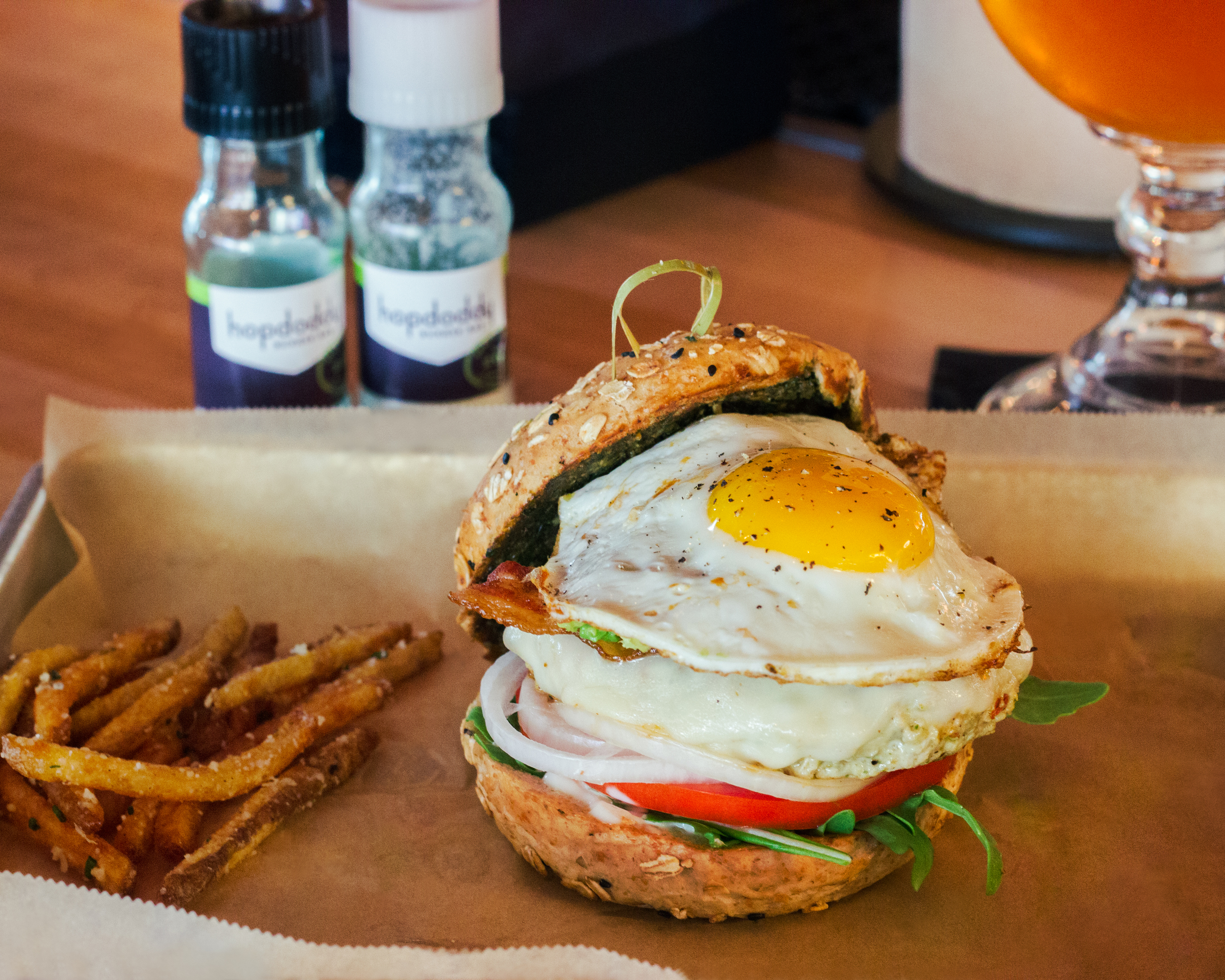 Place: HopDoddy