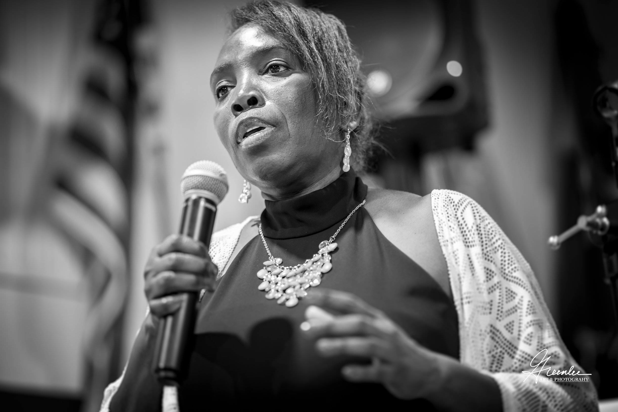 Georgette Jackson, Founder of Divine Rest, Inc.