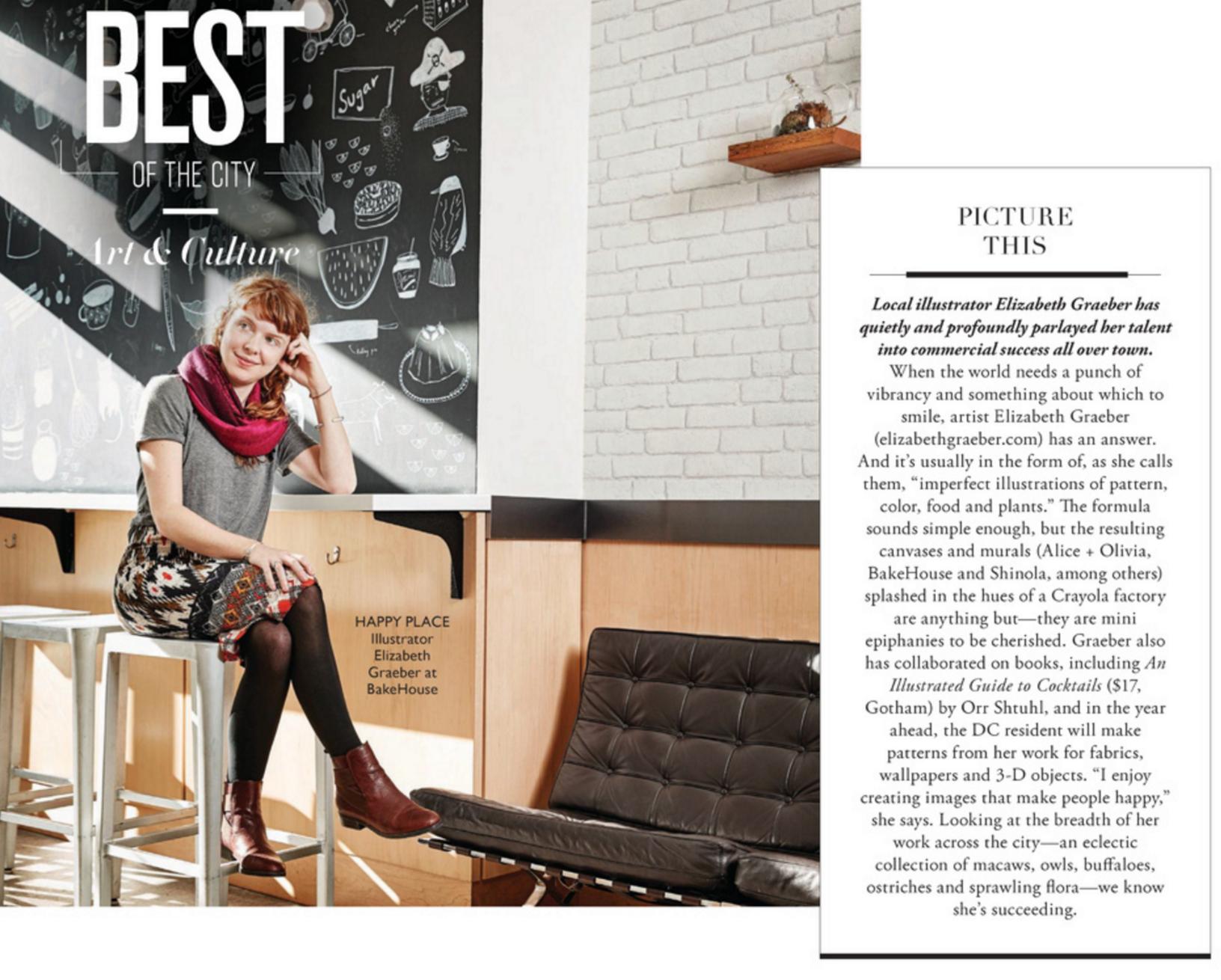 dc modern luxury magazine